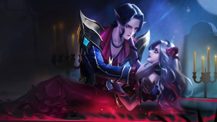 Try the Carmilla and Cecilion Combos in Magic Chess Mobile Legends, So Crazy!