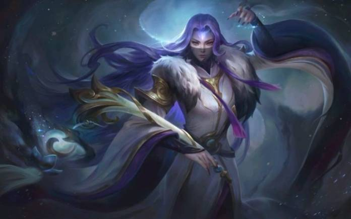 OP Items for Luo Yi that are Coming Soon to Mobile Legends for Free