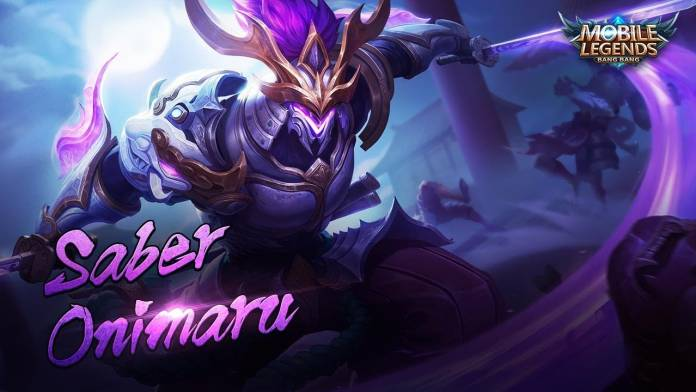 Revamp Hero Saber in Mobile Legends, Cool and So Deadly Now the Skill!