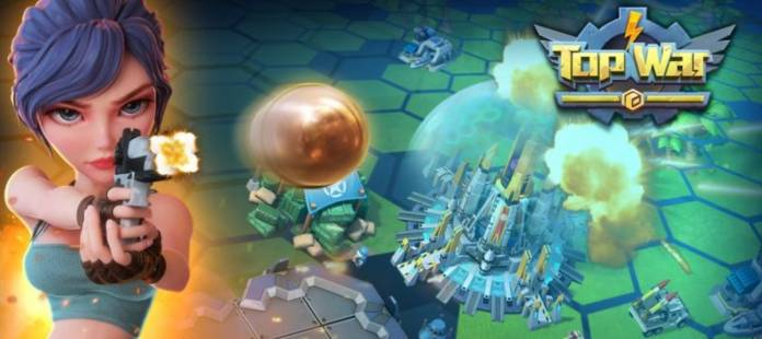 Top War: Battle Game, the Best Online Shooting 3D Game for Android and IOS