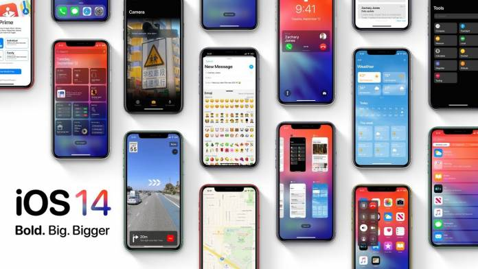 Apple does not reduce the number of iPhones that can support iOS 14