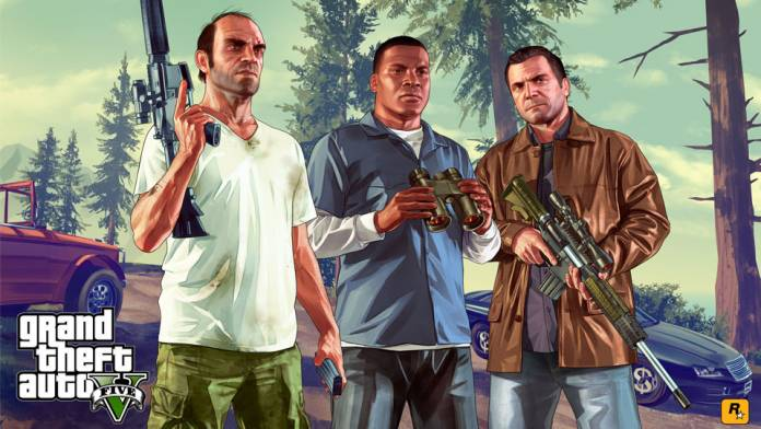 GTA Developer Had Turned Off His Online Game Server During US Riots