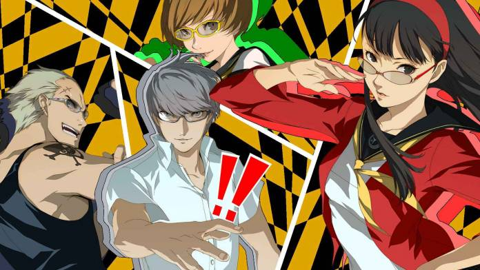 New Released Persona 4 Golden System Requirements