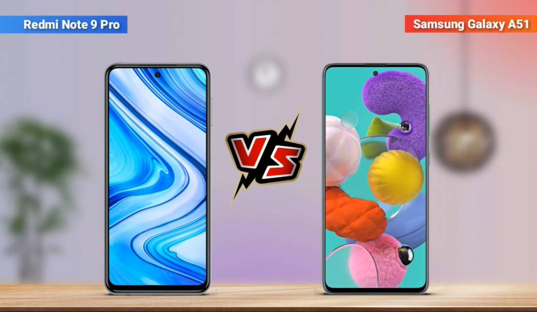 Redmi Note 9 Pro Vs Samsung Galaxy A51, Price Doesn't Matter!
