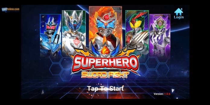 Superheroes Fight: Sword Battle – Action RPG, the Best Online Mobile Adventure Game for Android And IOS