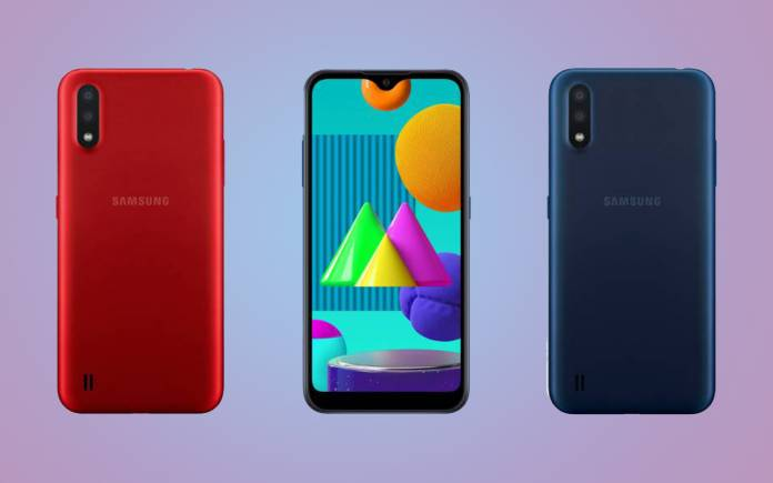 Galaxy M01s Released, Samsung Latest Cheap Dual Camera Smartphone