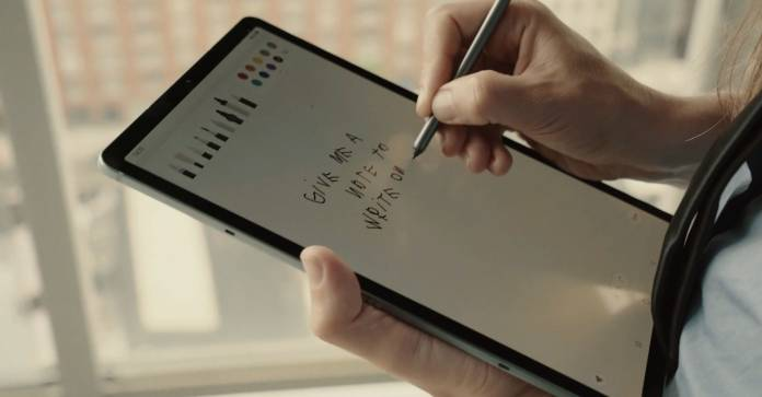 Other Functions of the Stylus Pen on Samsung Android Tablets