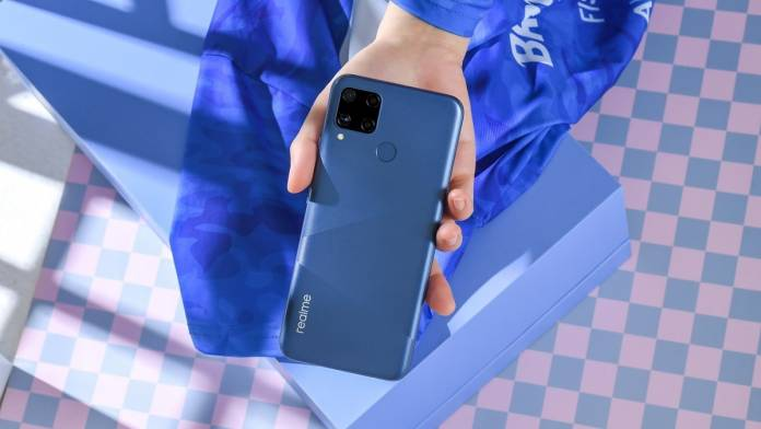 Waiting for the Realme C15 Presence, a Beautiful Mobile Phone 6,000 mAh