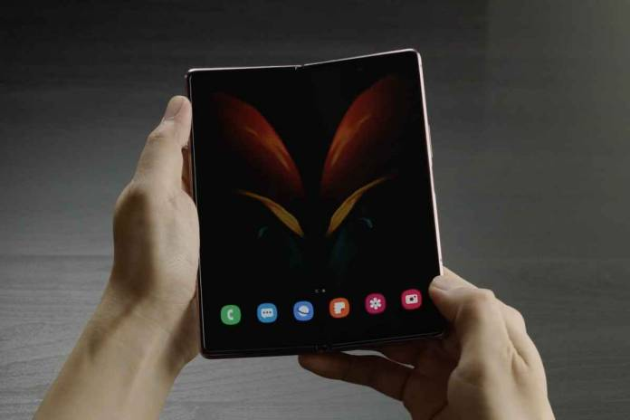 What is the difference between the Samsung Galaxy Z Fold 2 and the Galaxy Fold?