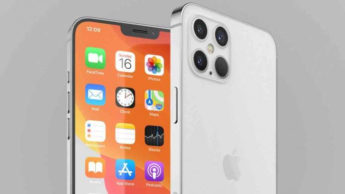 Signs iPhone 12 Ready to Start Mass Production