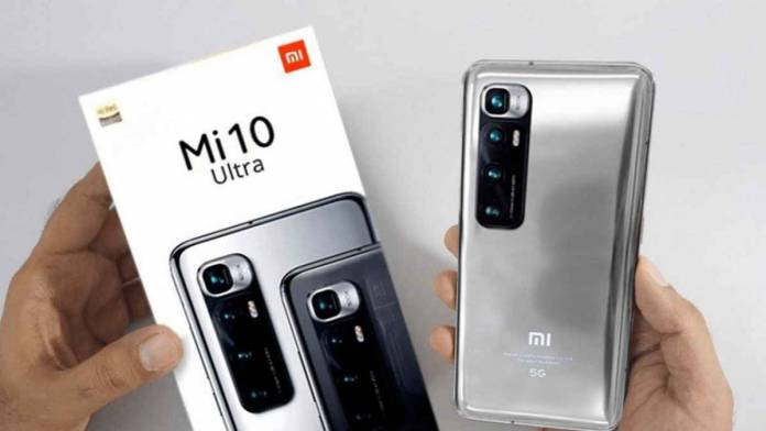 Xiaomi Mi 10 Ultra seizes the title of smartphone camera king from the P40 Pro