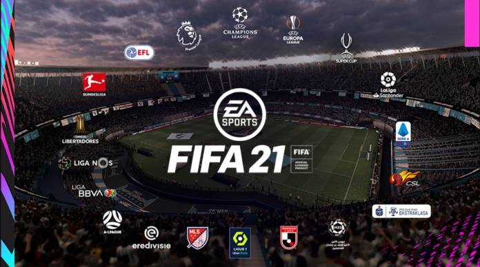 Get ready, there will be surprises in the FIFA 21 game