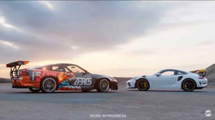 Car Racing Game Need For Speed 2021 is Leaking in Gameplay