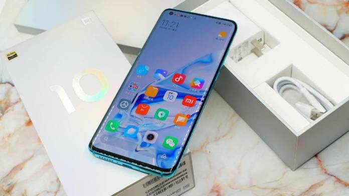 The performance of the Redmi Note 10 appears with the Dimensity 820 chip