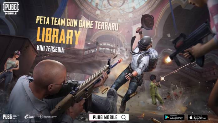 PUBG Mobile Presents Map Library in Arcade Mode