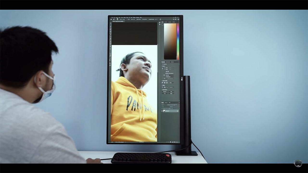 Review of LG UltraFine Display Ergo 32UN880: Monitor for Creative Workers