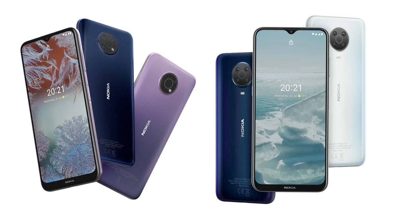 "Nokia G10 and G20 Come As ""Budget Smartphones"" from HMD Global"